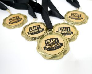 Craft Cup Medals