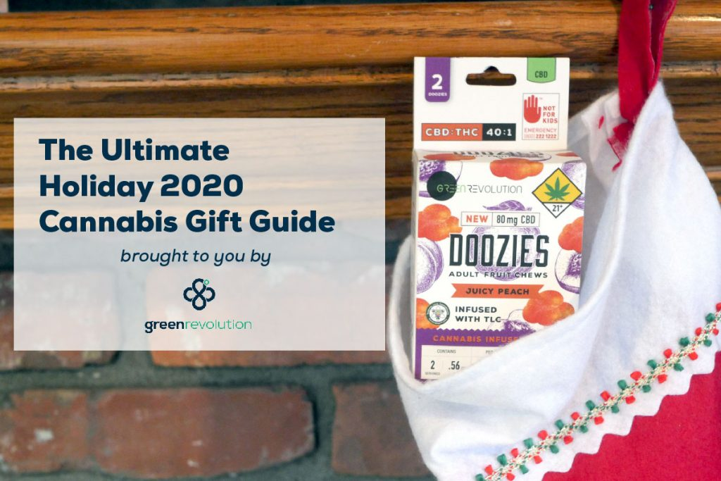 2020 holiday cannabis gift guide green revolution