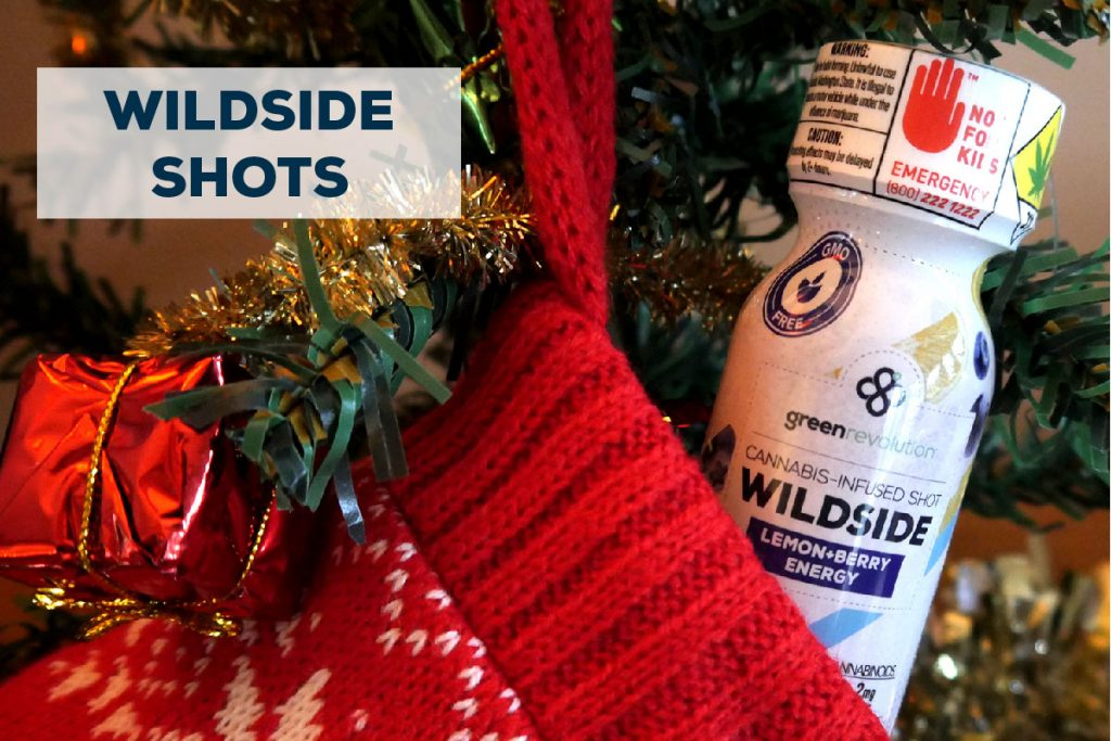 wildside shots lemon berry cbd thc green revolution