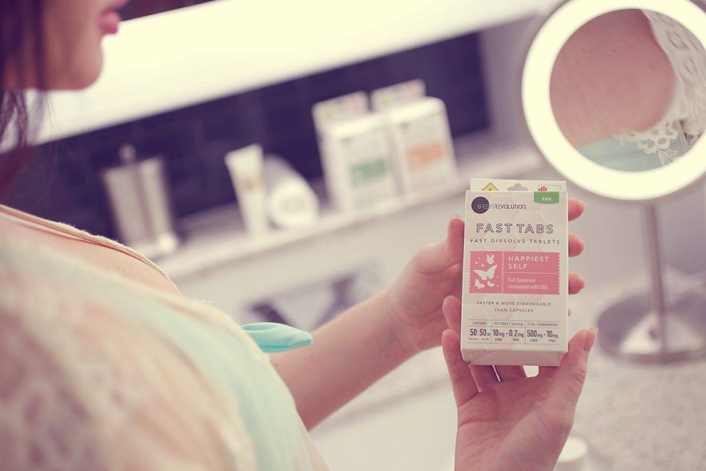 cannabis tablets wellness cbd
