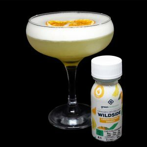 cbd wildside shot mocktail green revolution